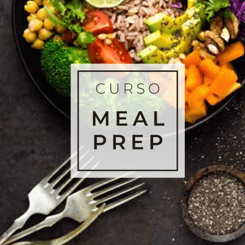 Curso Meal Prep - ChefMont