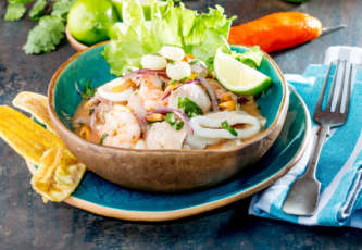 Master Class Ceviches - ChefMont