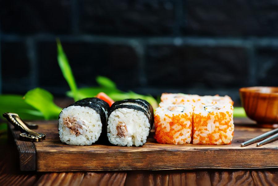 Master Class Sushi - ChefMont